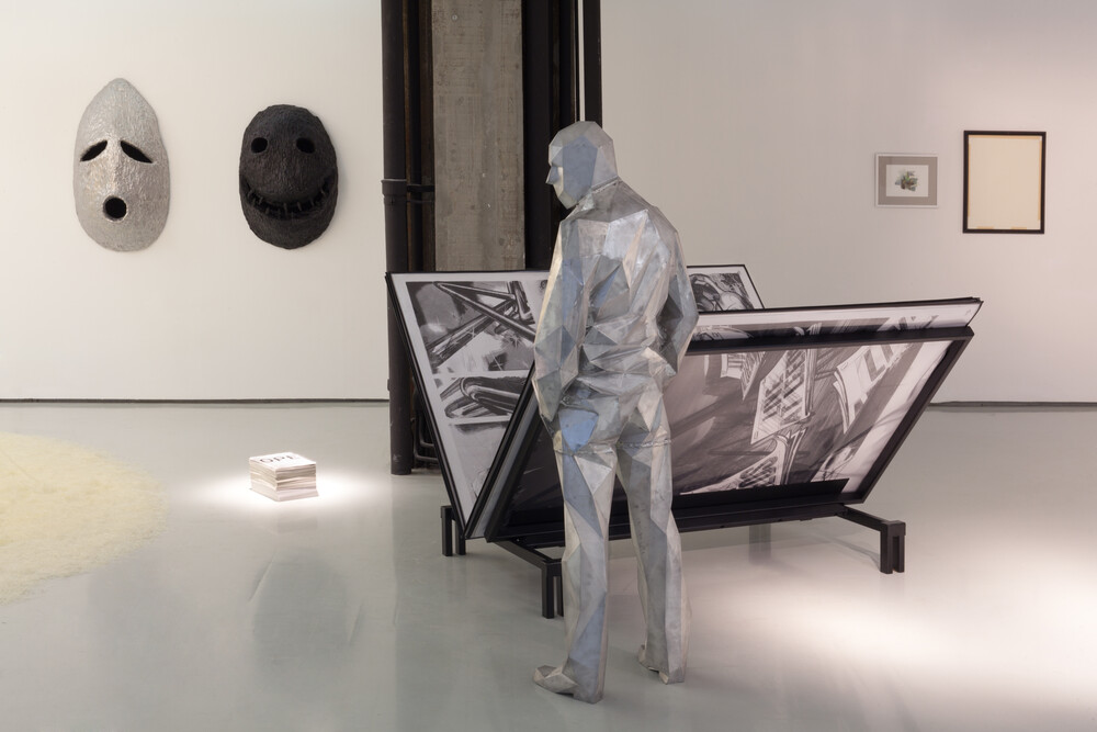 Antidote 7, Galerie des Galeries, Galeries Lafayette, Paris, 2011 © Thibaut Voisin - © Galerie des Galeries