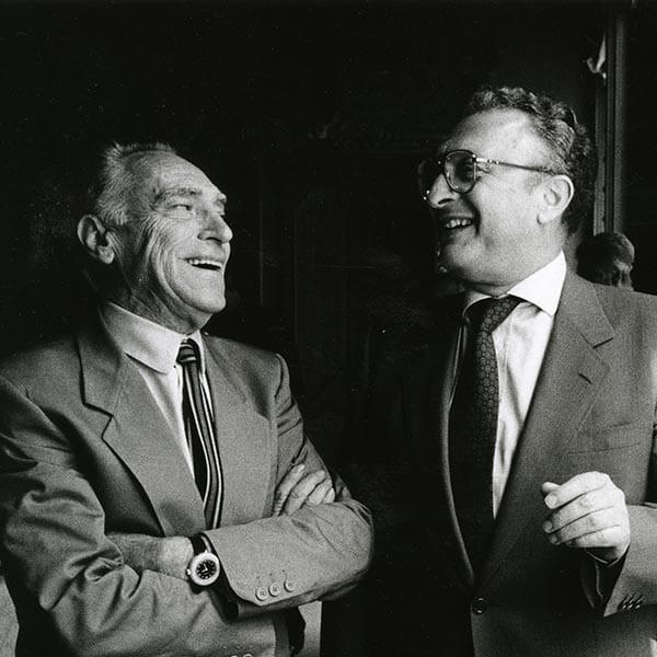 Achille & Pier Giacomo Castiglioni - © Galerie des Galeries