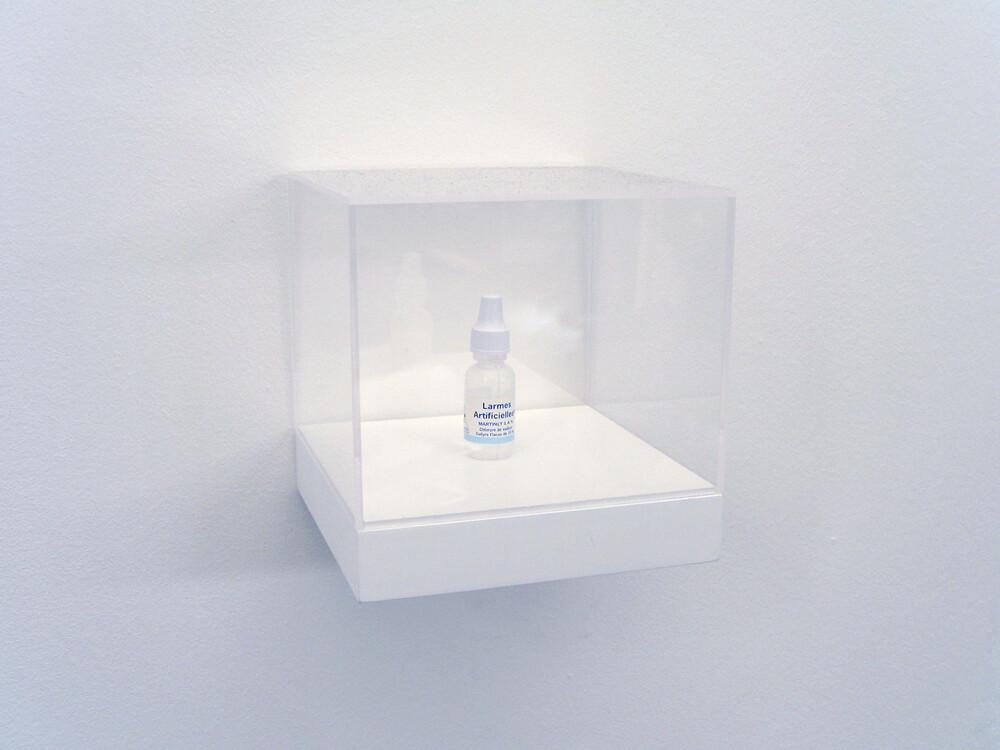Les Larmes (exclusion de la tautologie #7) - © Galerie des Galeries