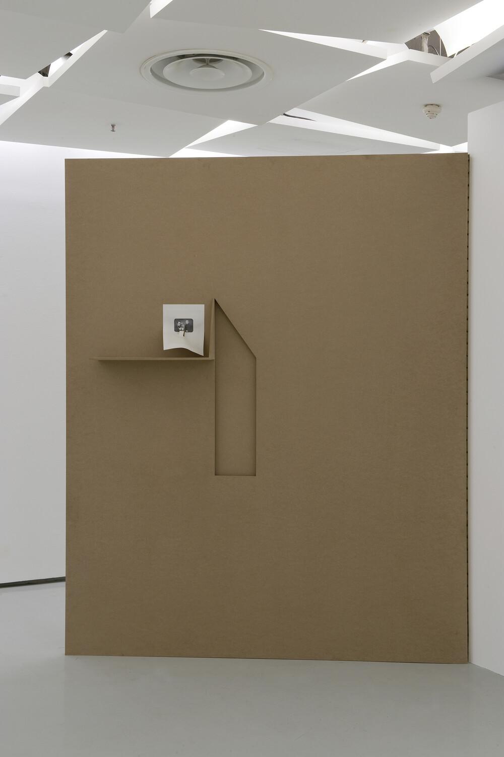 Si l'on pouvait être un Peau-Rouge / looking forward - © Galerie des Galeries