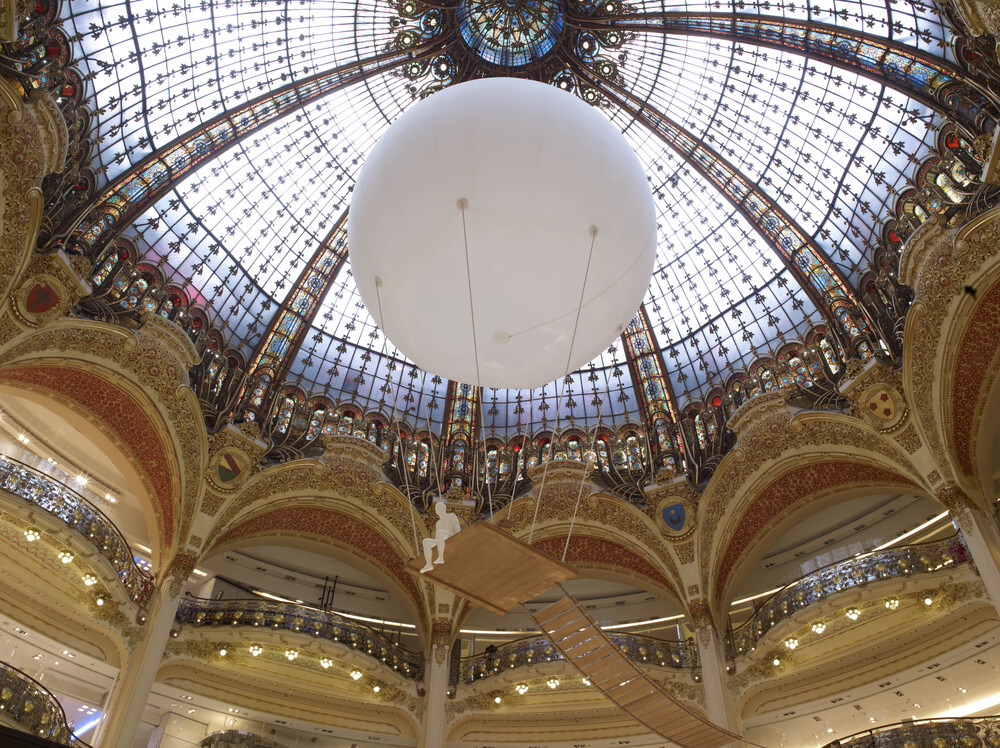 Home-page - © Galerie des Galeries