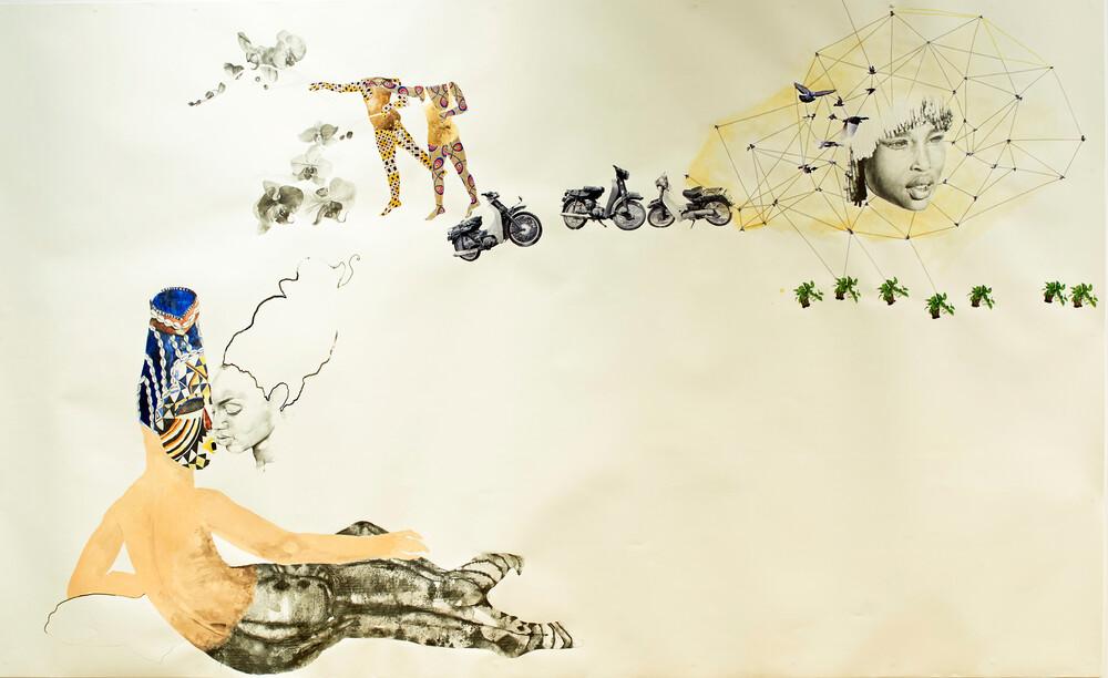 ruby onyinyechi amanze - © Galerie des Galeries