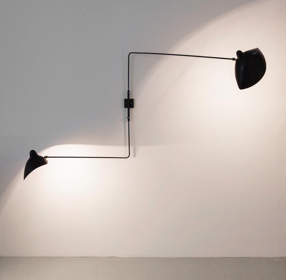 Serge Mouille - © Galerie des Galeries