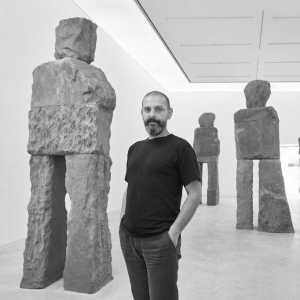 Ugo Rondinone - © Galerie des Galeries