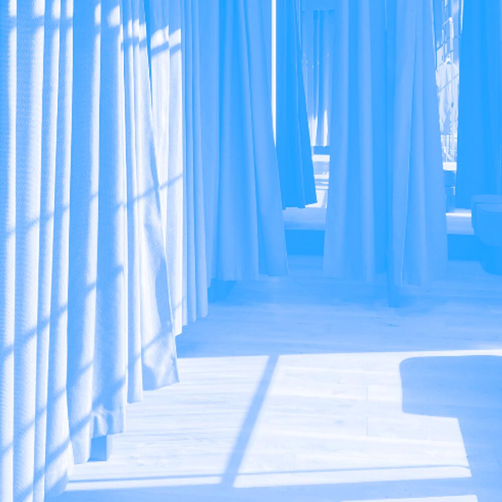 La Forêt Bleue - © Galerie des Galeries