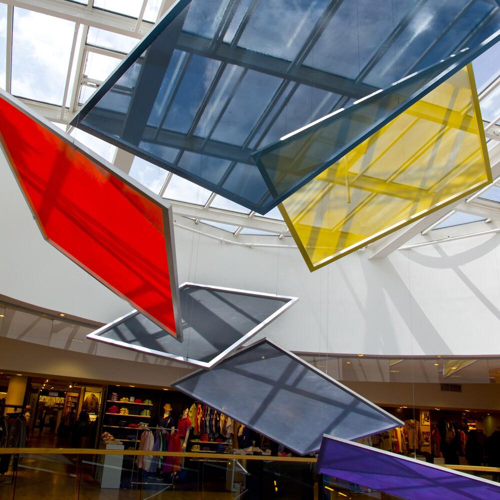 Suspens, 2012, Cécile Bart (c) NC, 2017 - © Galerie des Galeries